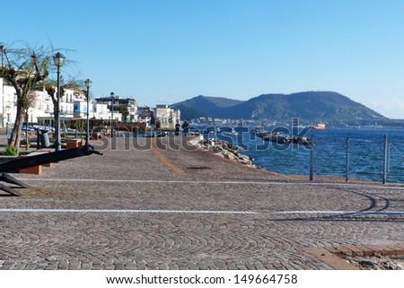 Bacoli, Campania, Italy - stock photo