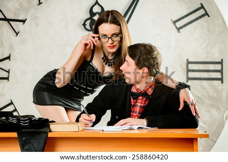 Teacher With Student Sexy