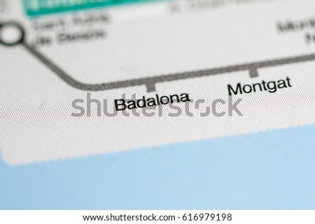 Badalona Spain Stock Photo 648800311 Shutterstock