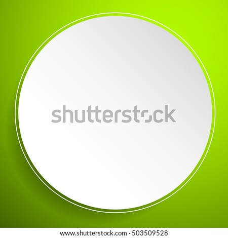 Badge, button shape with blank space. Background for your text, price, symbols