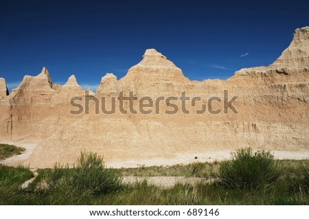 Badlands National Park, USA