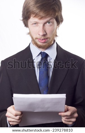 Badly done work. - stock photo