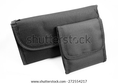 Bag for filter (equipment for camera)