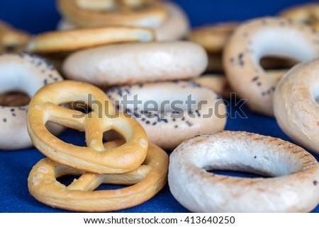 Bagels - stock photo