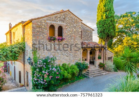Bagno Di Gavorrano Italy July 29 Stock Photo 757961323 - Shutterstock