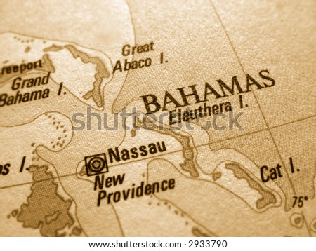 Bahamas - stock photo