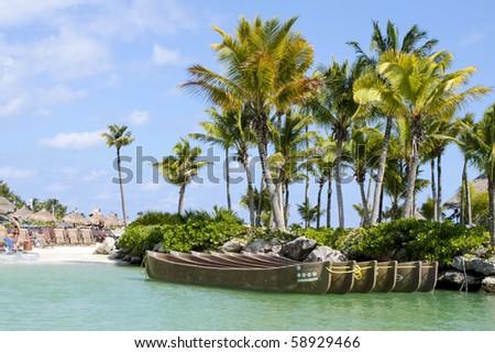 Bahamas - stock photo