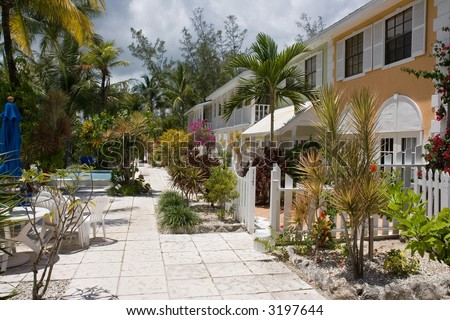 Bahamas Resort Housing