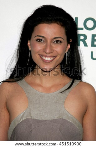 Bahar Soomekh at the Global Green USA Pre-Oscar Celebration to Benefit Global Warming held at the Avalon in Hollywood, USA on February 21, 2007. - stock photo