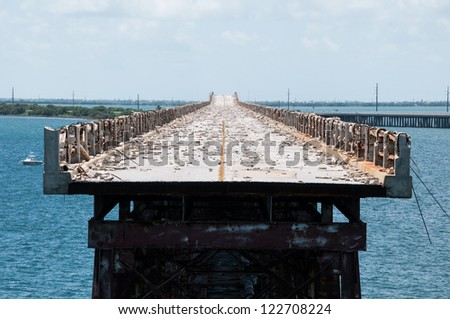 Bahia Bay State Park, Florida Keys, Florida - stock photo
