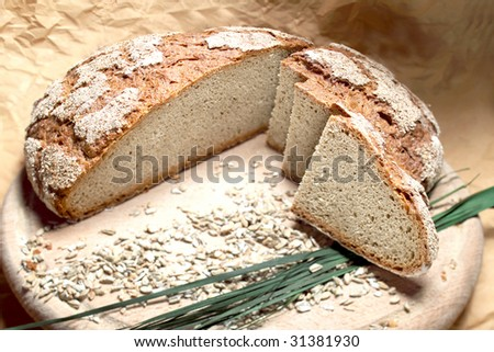 baked goods - stock photo