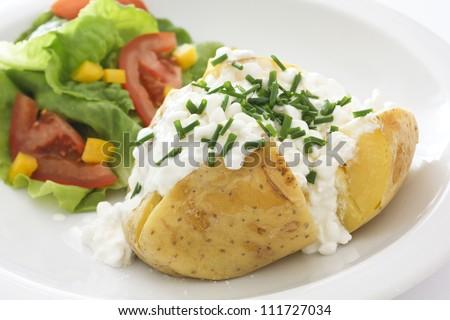 Pat's Baked Potato Salad Recipes — Dishmaps
