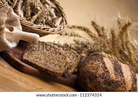 Baking goods, bread