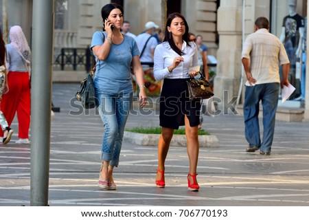 azerbaijan women hot