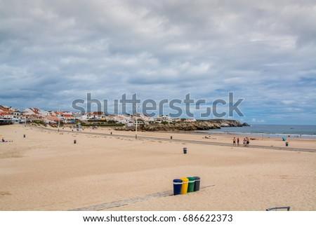Baleal Stock Images RoyaltyFree Images Vectors Shutterstock - Portugal map baleal