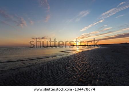 Baleshare - Outer Hebrides (Scotland) - stock photo