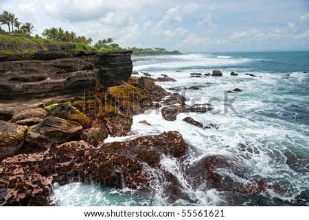 Bali, Indonesia. - stock photo