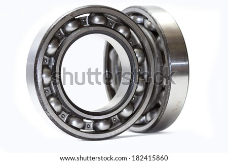 ball bearing - stock photo