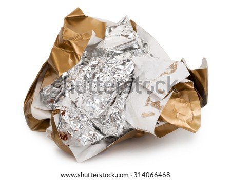 Ball cover of chocolate - stock photo