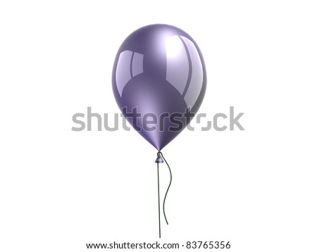 Ballon - stock photo
