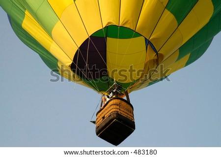 balloon ten - stock photo