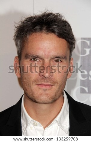 Balthazar Getty at the L.A. Gay And Lesbian Center Hosts 'An Evening' honoring Amy Pascal and Ralph Ricci, Beverly Wilshire, Beverly Hills, CA 03-21-13 - stock photo
