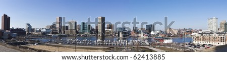 Baltimore, Maryland - stock photo