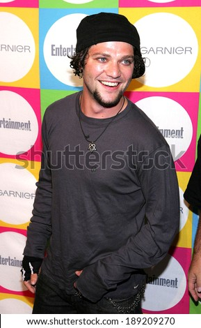 Bam Margera at Entertainment Weekly THE MUST LIST Party, Deep, New York, NY, June 16, 2005