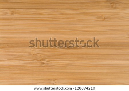 Bamboo background used as a cutting board - stock photo