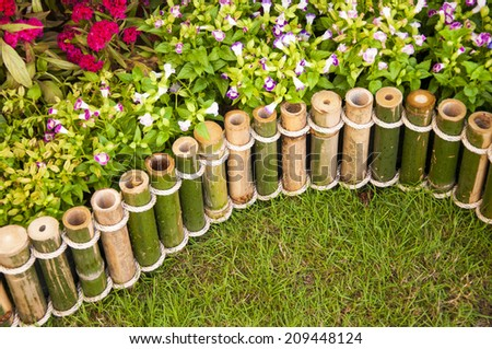 Fence Garden Stock Images Royalty Free Images Vectors