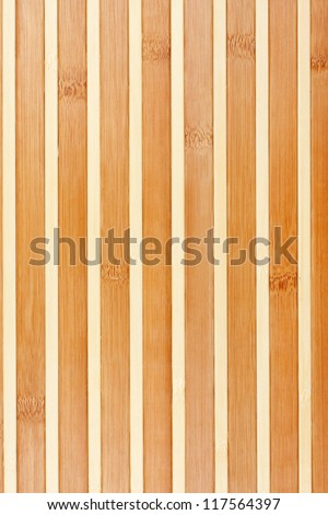 Bamboo mat background. The  mat from yellow bamboo