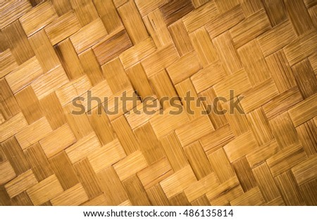 bamboo pattern for background, bamboo handcraft background