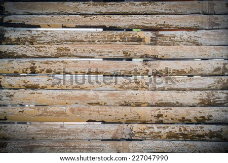 bamboo texture and background and vintage wooden and grunge wooden texture used as background.
