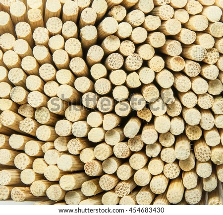 Bamboo texture for background - stock photo