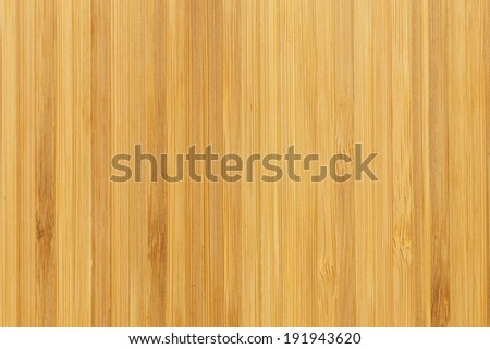 Bamboo wood plank texture for background