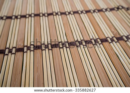 bamboo wood sticks for background
