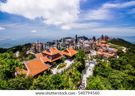Bana Hill Vietnam