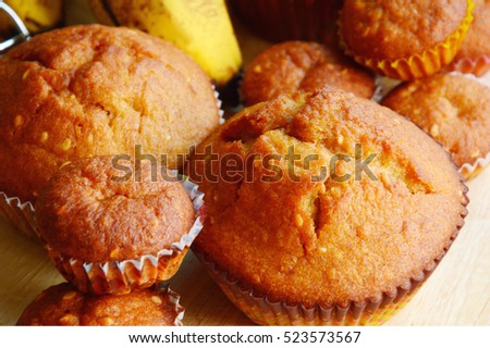 Banana Muffins Are Easy For Kids To Make Easiest And Best Banana Cupcakes