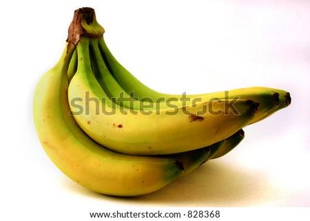 Bananas - stock photo