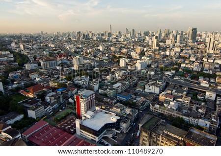 bangkok - stock photo