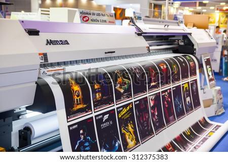 used photo printing machine