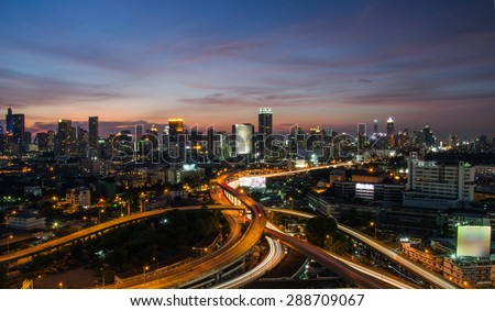 Bangkok City business