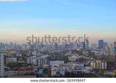 Bangkok City View