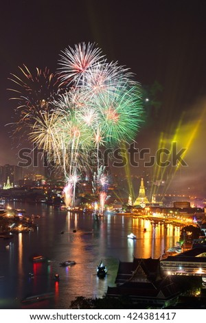 Bangkok Happy New Year