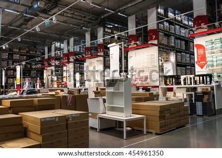 Ikea Sweden Stock Royalty Free & Vectors