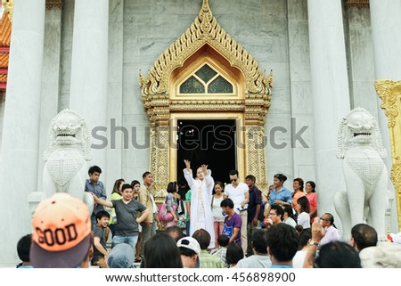 cultural heritage in thai buddhism essay Indeed, without buddhism, thailand would not be what it is today wats are centers of thai art and architecture thai culture, to a considerable extent the two being important supplements of popular buddhism in thailand.