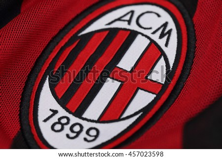 Ac milan stock images royalty free images vectors for Ac milan club