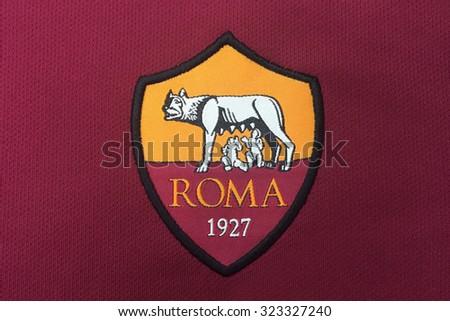 Roma Fc Logo