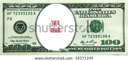 Banknotes of United States of America - 100 dollars.