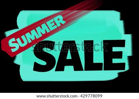 Banner Sales Frame Sales Discounts On Stock Illustration 429778099 ...
